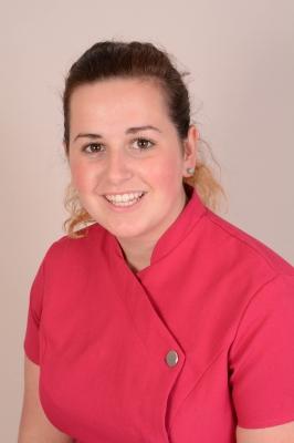 Emily Davies, NVQ 3
