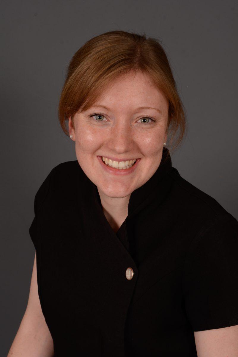 Lyndsey Hawkins, NQT
