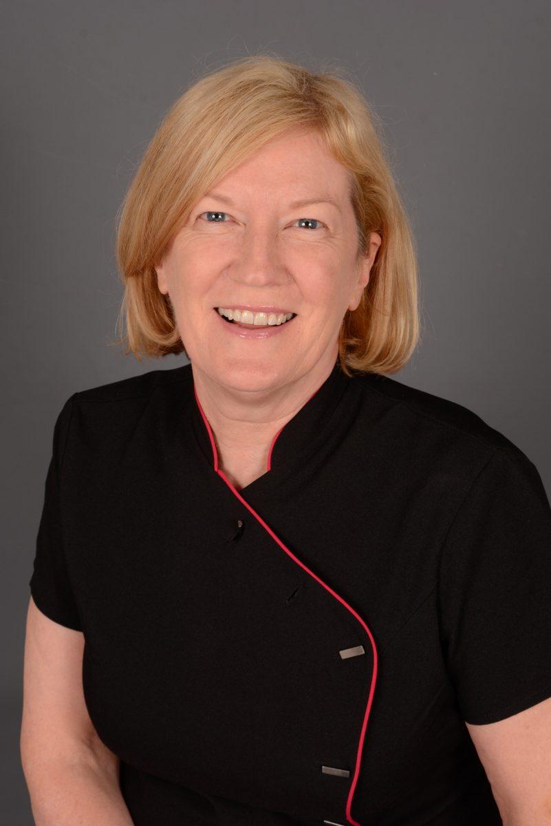 Linda Gillespie, NNEB